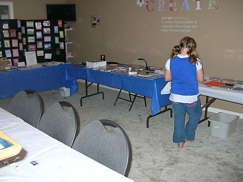 Crafters Flea Market 2008