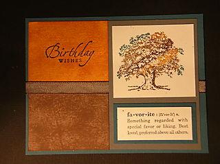 Joanne Oszenaris' card