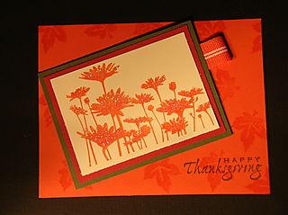 Debby Evoy's card