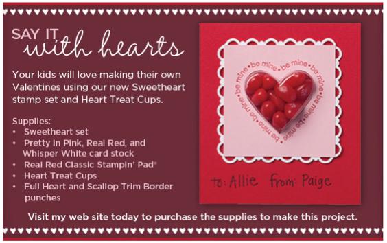 Sweet Treat Heart cups 5