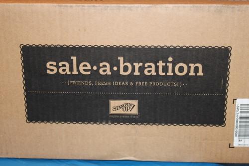 Sale-A-Bration Box