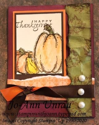 2010 10 Thanksgiving card